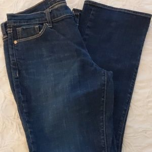 Old Navy Sweetheart boot-cut jeans 10